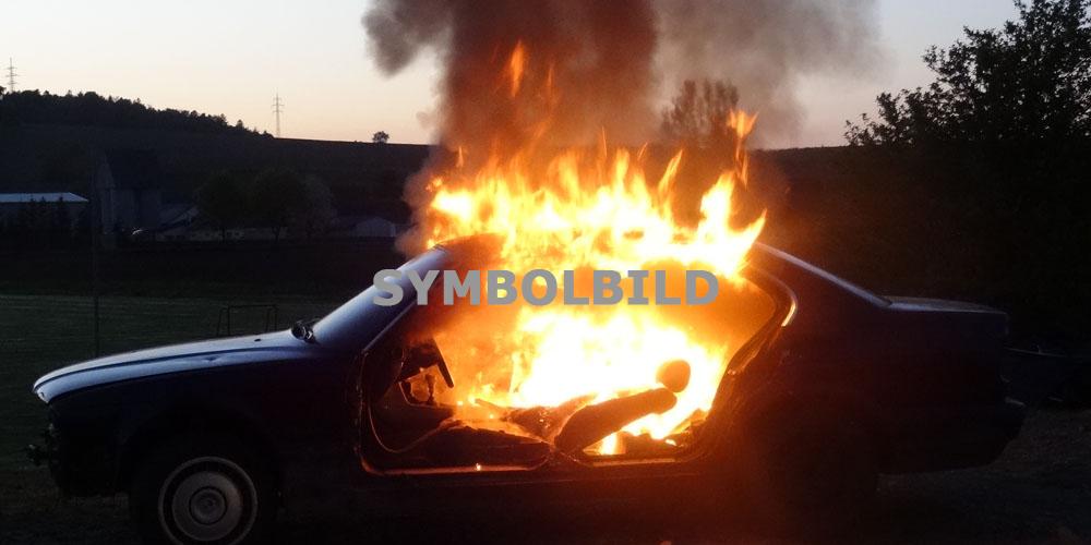 B1 Brandeinsatz